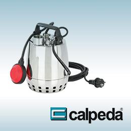 เครื่องสูบน้ำแบบแช่น้ำ (ปั๊มจุ่ม) CALPEDA