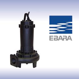 เครื่องสูบน้ำแบบแช่น้ำ (ปั๊มจุ่ม) EBARA