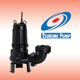 เครื่องสูบน้ำแบบแช่น้ำ (ปั๊มจุ่ม) TSURUMI